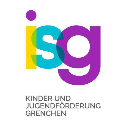 ISG KINDER- UND JUGENDFÖRDERUNG GRENCHEN - Logo Media