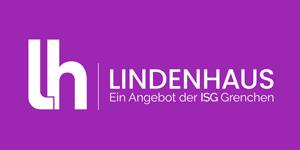 Lindenhaus Logo White